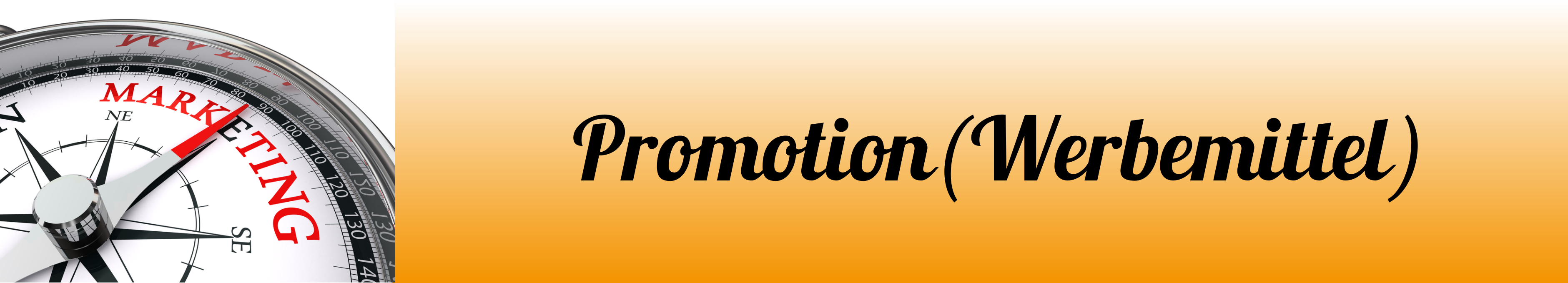 Banner Marketing Promotion Werbemittel