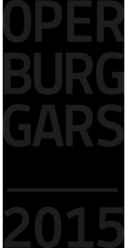 Logo Oper Burg Gars 2015